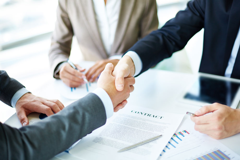 management of contract parties Havem